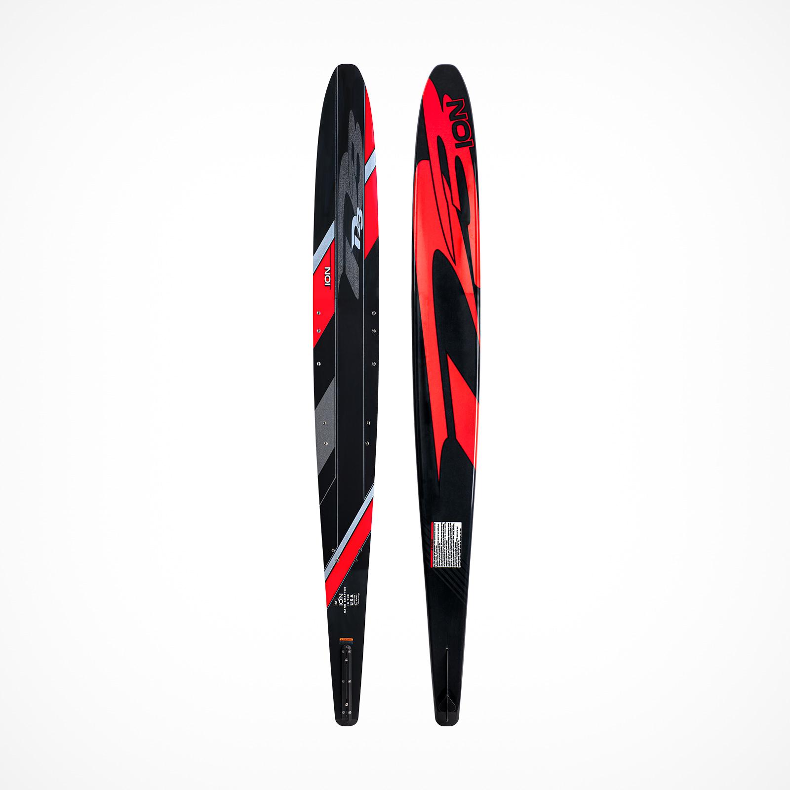D3 Slalomski ION in red