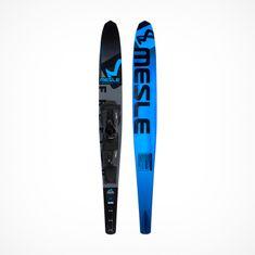 MESLE Slalom Ski Freecarve II with B6.2 Binding