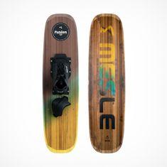MESLE Trick Ski Fusion with B6.2 Binding & ProGrip Strap