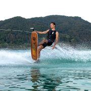 Mesle Trick Ski Fusion Duo Twin Tip Water Skis 111 cm B6.2 Bindings