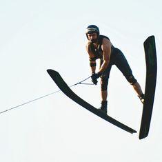 D3 Jump Ski Nightmare