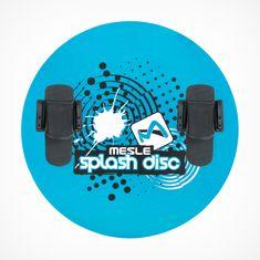 Mesle Splash Disc blue with B20 bindings, product image