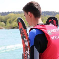 MESLE Water Ski Tip Protectors Big Duo Tip Guards