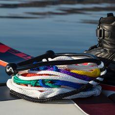 Mesle Wasserskihantel Pro Radius 13'' aus Gummi für Slalom und Monoskifahrer