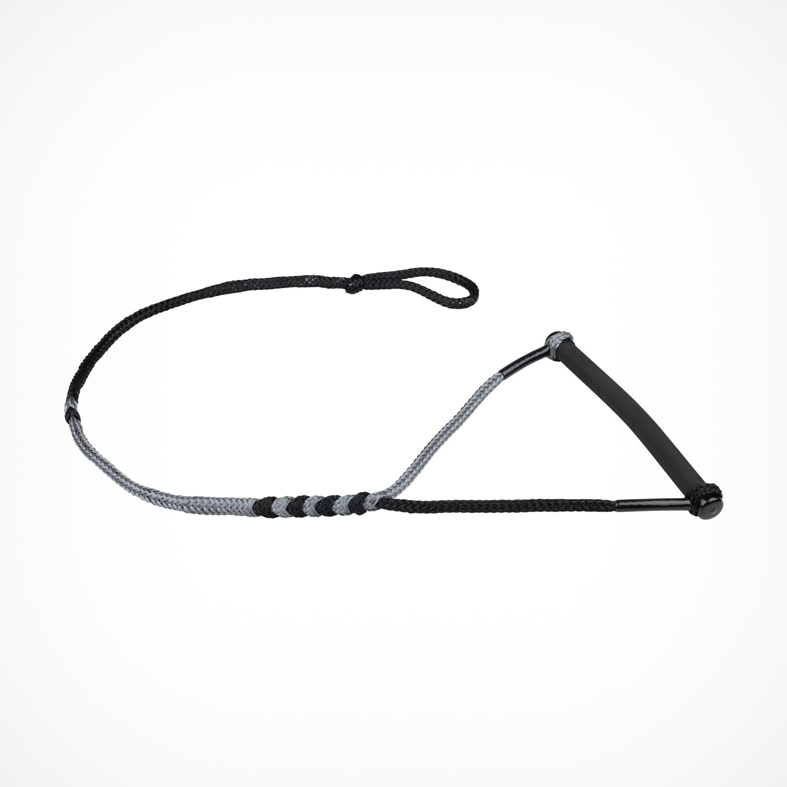 Masterline Slalom Handle Radius Custom, Mono Water ski handle, black grey, Product image