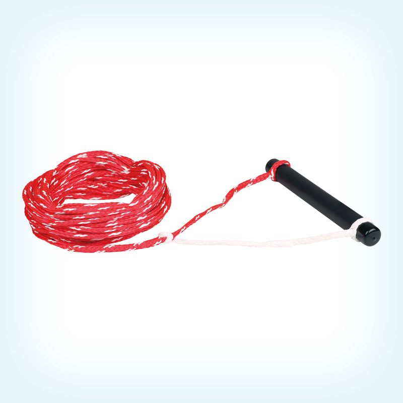 MESLE Waterski Rope Set 75' red