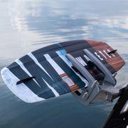 MESLE//WAKETEC Wakeboard Package Play 139cm with Moto Bindings