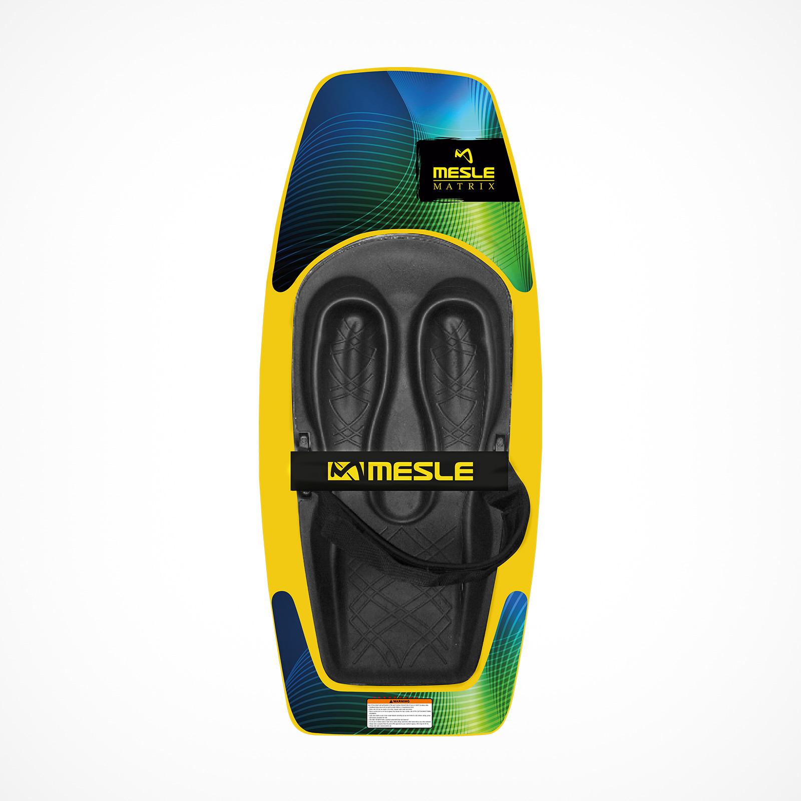 MESLE Kneeboard Matrix yellow