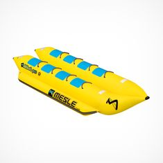 MESLE Skibob Pro HD 2x4 8 Person, Heavy Duty Banana boat for commercial use, double bananaboat
