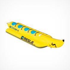MESLE Skibob Pro HD 4 Person, Heavy Duty Banana boat for commercial use