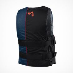 MESLE Buoyancy Aid H210 navy, 2XS-4XL, 50-N Impact-Vest for Adults and Children, Waterski, Wakeboard and Paddle Vest
