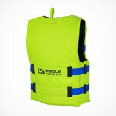 MESLE Buoyancy Aid Rental H600 in green, Size L, Belt Colour blue
