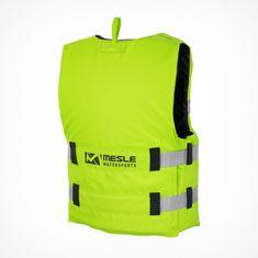 MESLE Buoyancy Aid Rental H600 in green, Size XL, Belt Colour silver