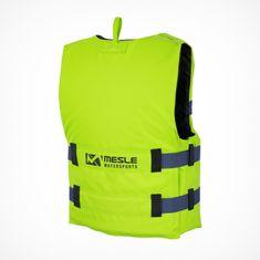 MESLE Buoyancy Aid Rental H600 in green, Size XXXL, Belt Colour navy