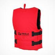 MESLE Buoyancy Aid Rental H600 in red, Size XXL, Belt Colour black
