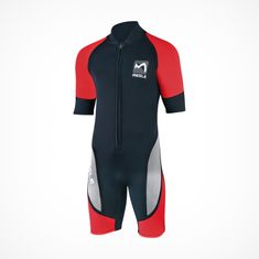 MESLE Spring Suit Barricade M32 blk-red