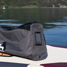 MESLE Waterski-Bag Universal in black-grey for Combo-Skis and Slalom-Skis, up to 175 cm Length