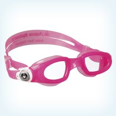 Aqua Sphere Eye Protection MOBY KID pink und blau